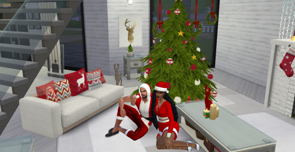Sims 4 Christmas Poses.Poses Para O Natal Christmas Poses The Sims 4 Fashion The